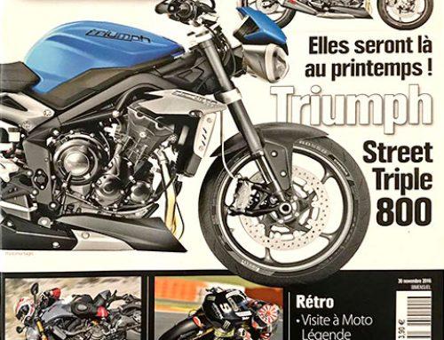 Moto Revue #4041 Novembre 2016