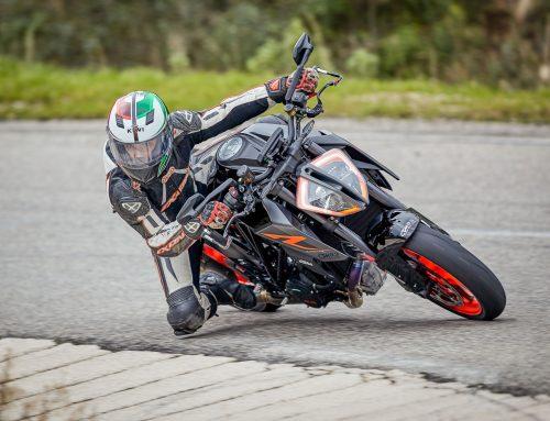 Essai de la 1290 Super Duke R 2017